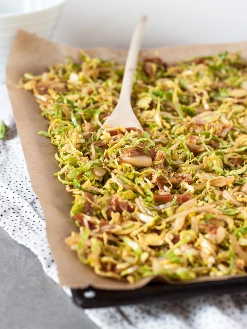 Topla salata od prokulica