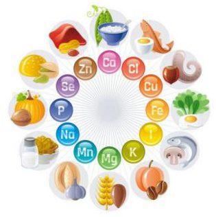 Vitamini i mineralne tvari