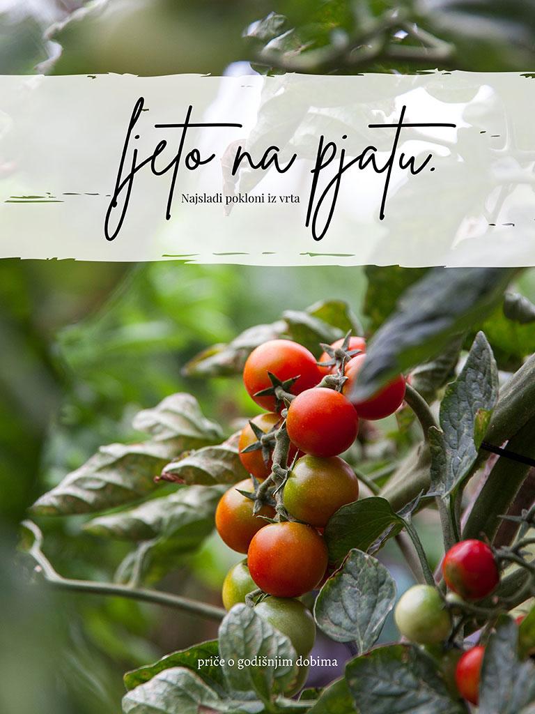 Link za e-knjižicu s receptima i savjetima inspirirani ljetom